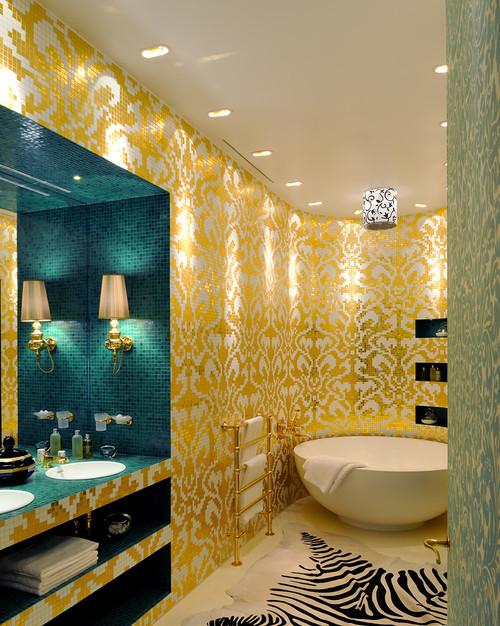 Appartement Prague - Salle de bains