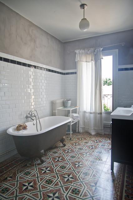 Campagne salle de bain - Salle de bain de campagne ...