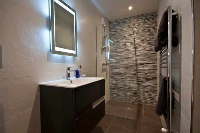 Chalet Les Chantéls - Modern - Badezimmer - Lyon - von shep ...