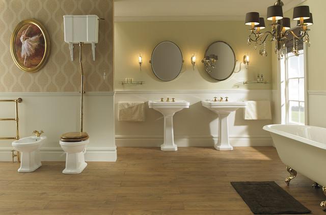 colonnes lavabo rétro - Lavabo Retro Salle De Bain