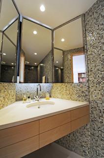 Salle de bain contemporaine : Photos et idées déco de salles ...