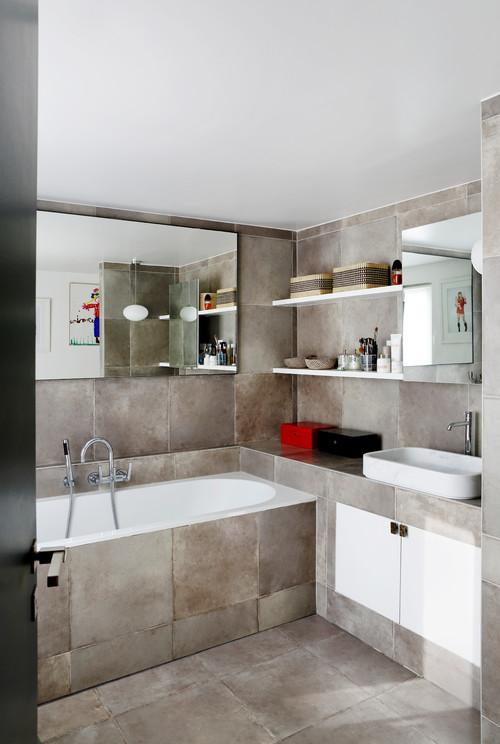 Duplex Parisien - Bathroom