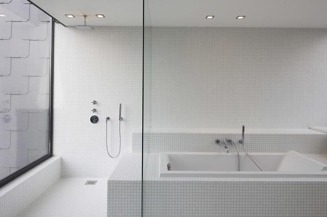 ECOLE DE LA CREATIVITE - Contemporary - Bathroom - Lille - by ...