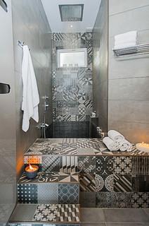 Salle de bain avec un bain japonais : Photos et idées déco ...