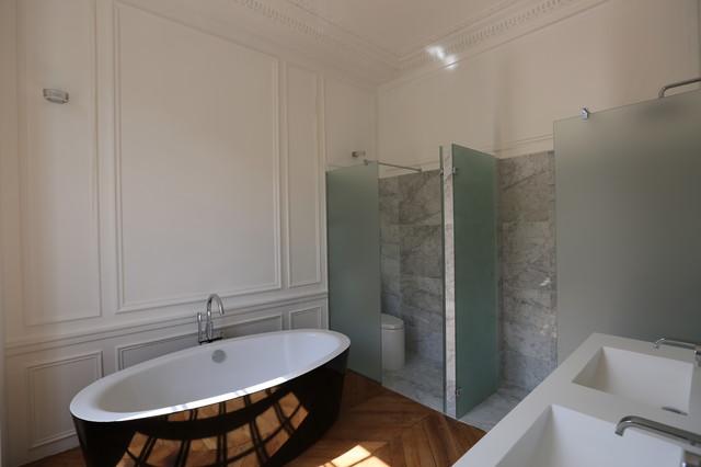 Charmant Hôtel Particulier Dans Le 16ème Arrondissement De Paris