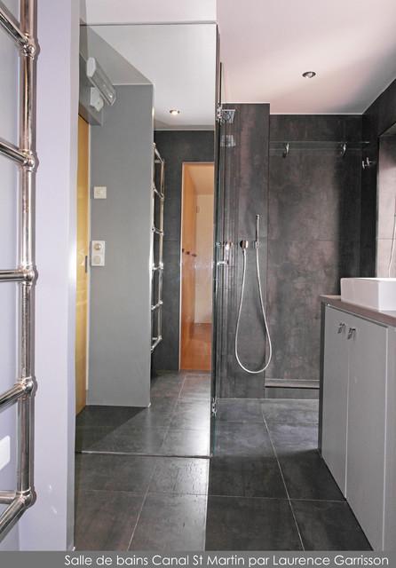 Like luxury hotel bathroom contemporary-bathroom
