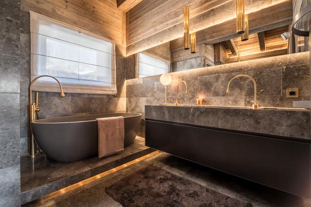luxor montagne salle de bain lyon par refuge. Black Bedroom Furniture Sets. Home Design Ideas