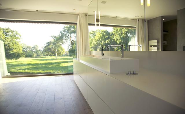 MAISON I - Modern - Badezimmer - Lille - von Guillaume DA SILVA
