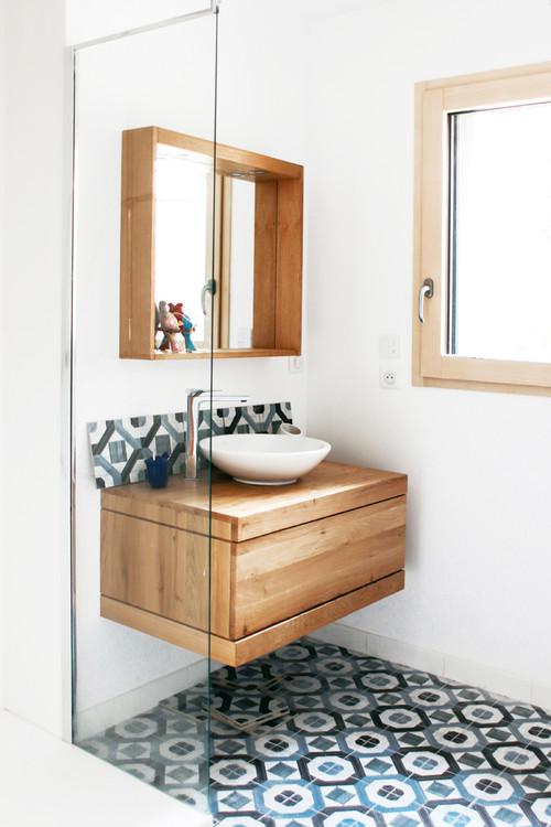 Comment optimiser une petite salle de bains ?