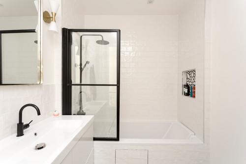 Renovieren statt sanieren: Schnelle Schönheitskur fürs Bad