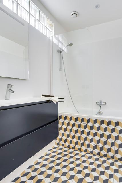 Palme D Or Modern Badezimmer Paris Von Wom Design