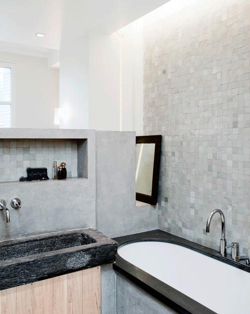 salle de bains quelle d coration tendance. Black Bedroom Furniture Sets. Home Design Ideas