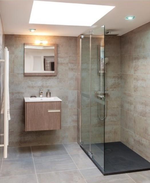 r alisation du showroom espace salle de bain. Black Bedroom Furniture Sets. Home Design Ideas