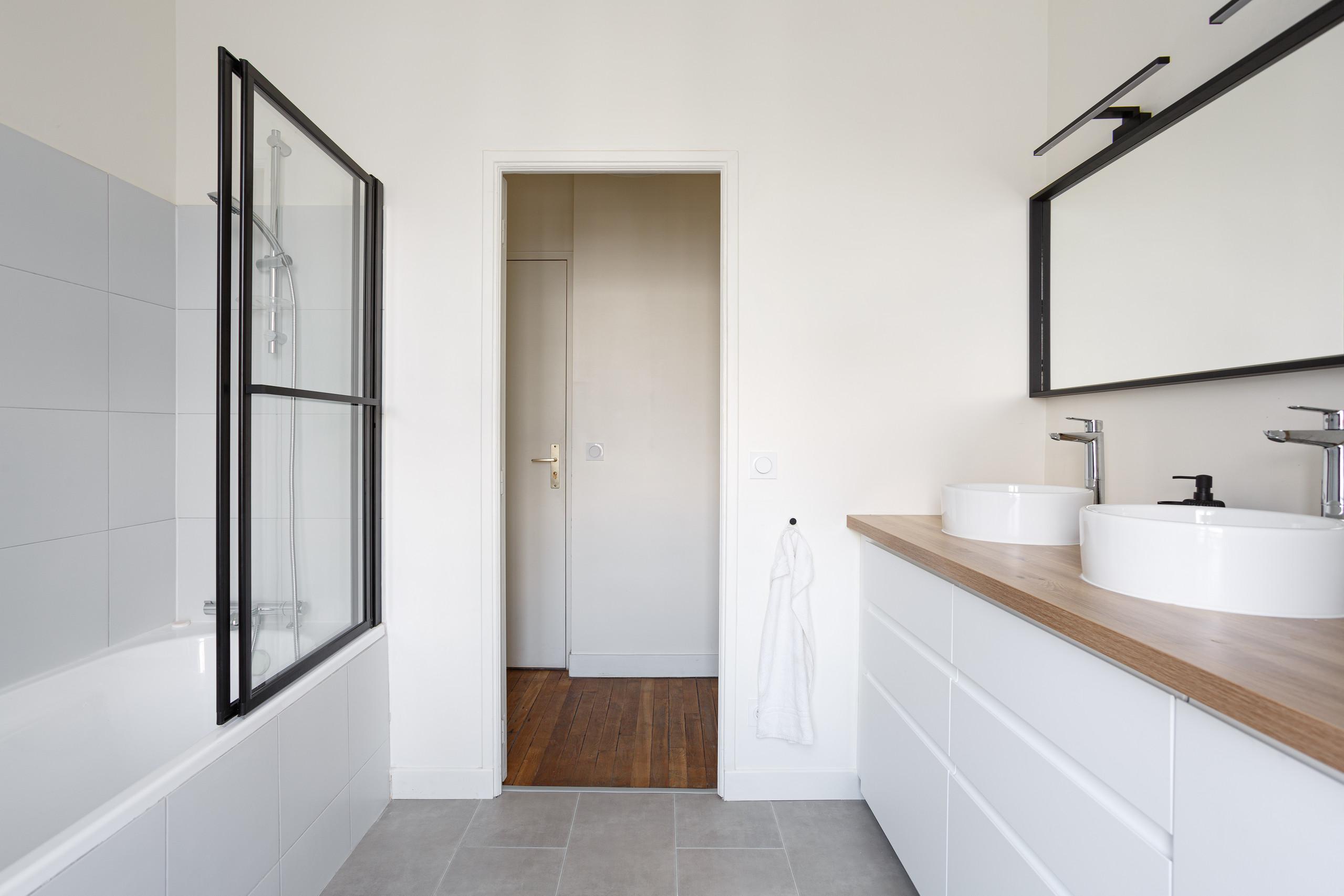 Relooker une salle de bains à petit prix