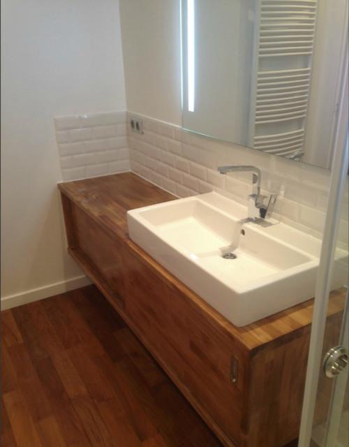 R novation compl te salle de bain for Salle de bain complete
