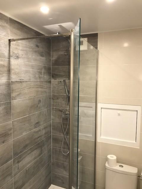 Rénovation Salle d\'eau Douche & WC Appartement Noisy-le ...