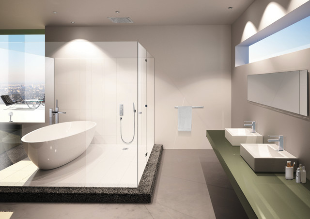Awesome Model De Salle De Bain Moderne Photos Awesome