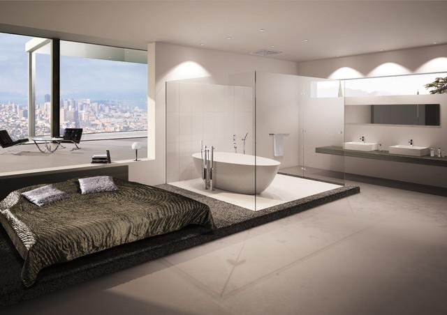 Robinetterie pour salle de bain - modèle 160 Steinberg - Modern ...