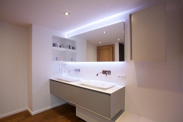 salle de bain antonio lupi contemporain salle de bain - Eclairage Indirect Salle De Bain