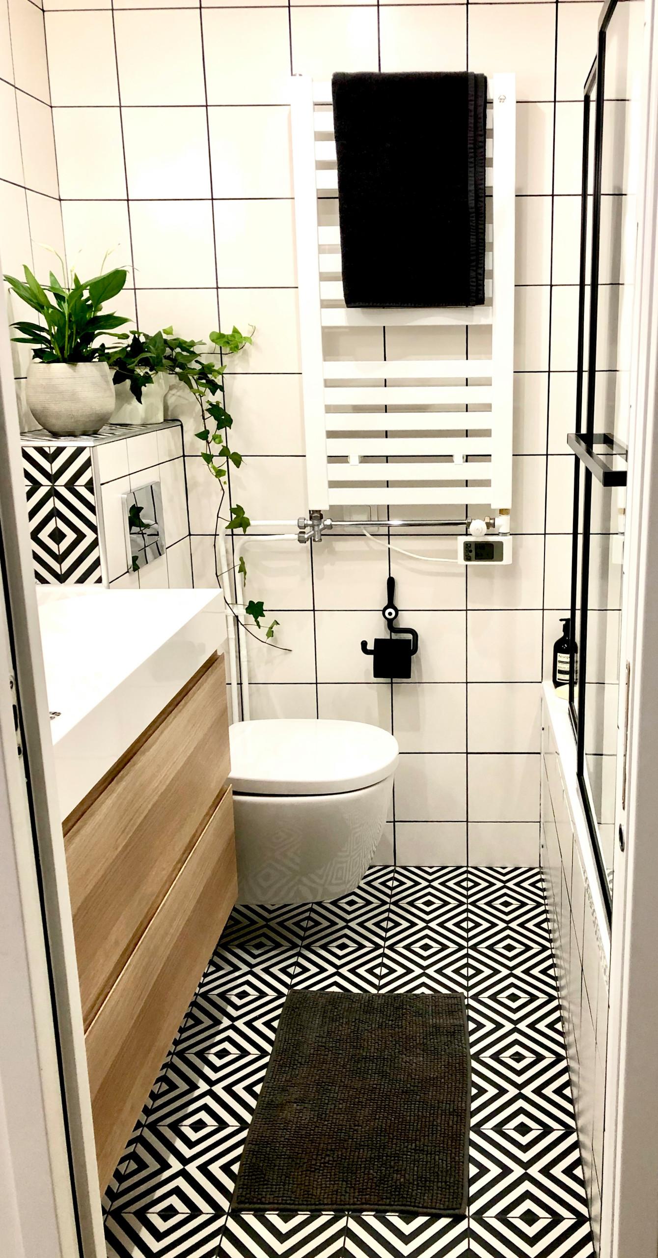 Salle de bain Cerisée