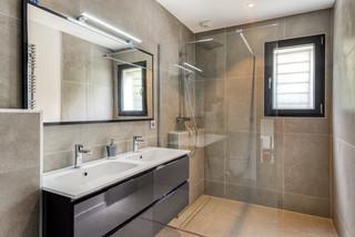Salle de bain compl te contemporain salle de bain - Showroom salle de bain toulouse ...