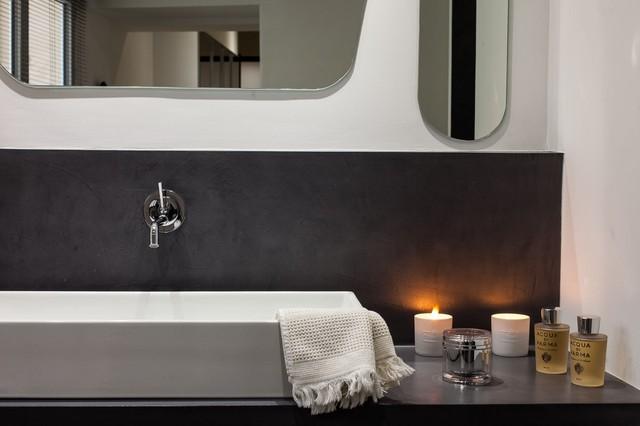 Salle de bain dans un appartement aix en provence for Salle de bain aix en provence