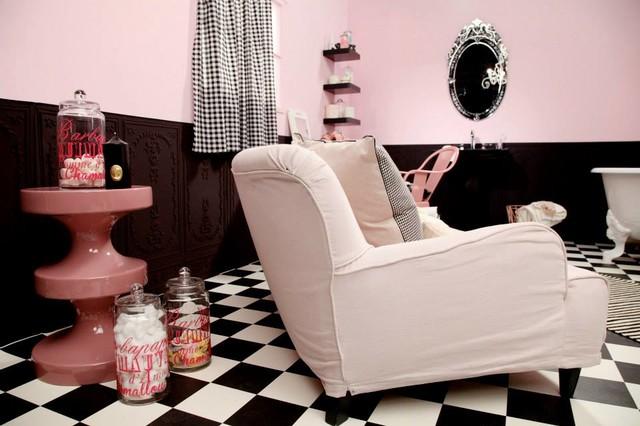 Salle de bain f minine - Salle de bain feminine ...