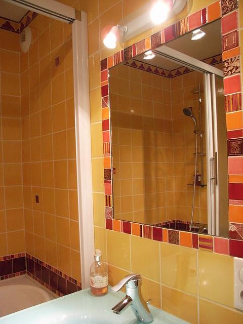 Salle de bain parisienne - Salle de bain modern ...