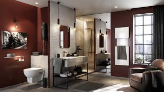 Salle de bain avec carrelage bleu et blanc : Photos et idées ...