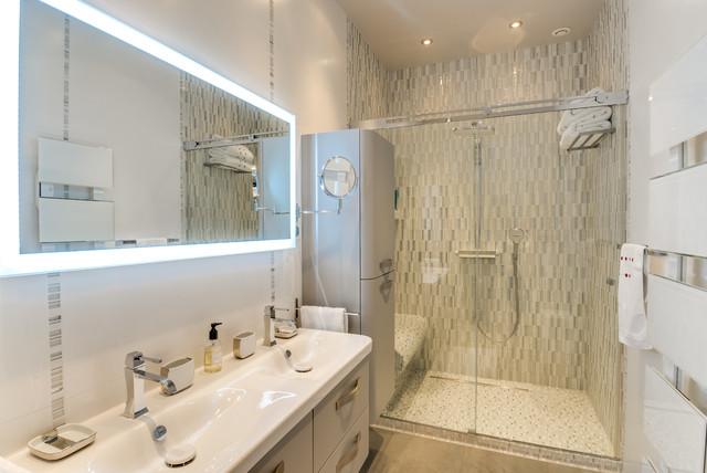 Salle de bains de luxe - Modern - Badezimmer - Paris - von ...