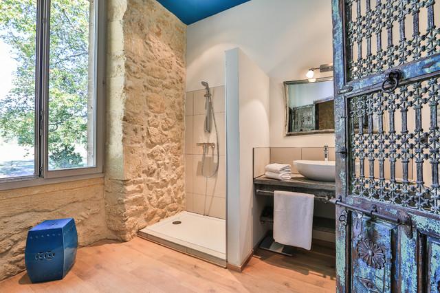 Salles de bain farmhouse bathroom strasbourg by batimieu - Salle de bain strasbourg ...