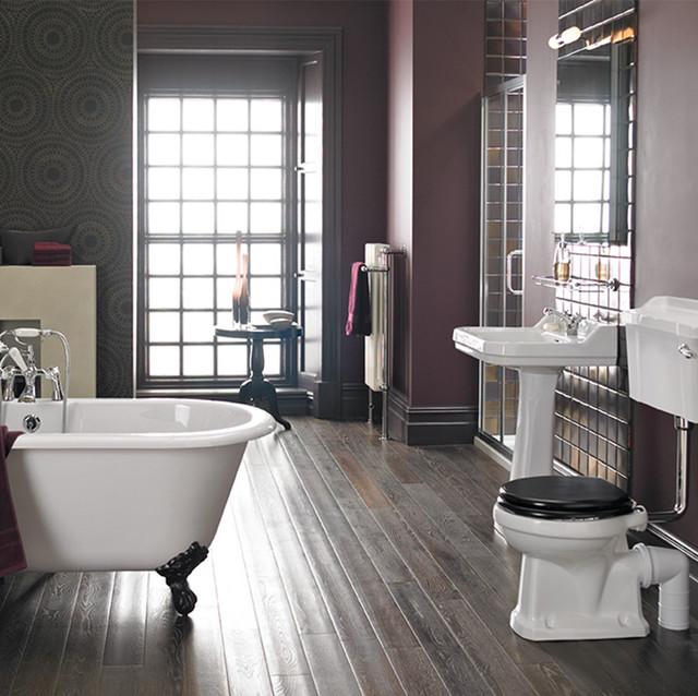 Savoy Edwardian Bathroom Traditional Bathroom Hertfordshire