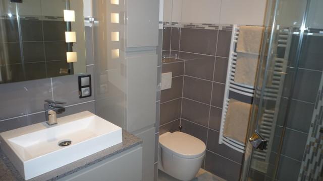 suite parentale moderne moderne salle de bain nice par vita cucine. Black Bedroom Furniture Sets. Home Design Ideas