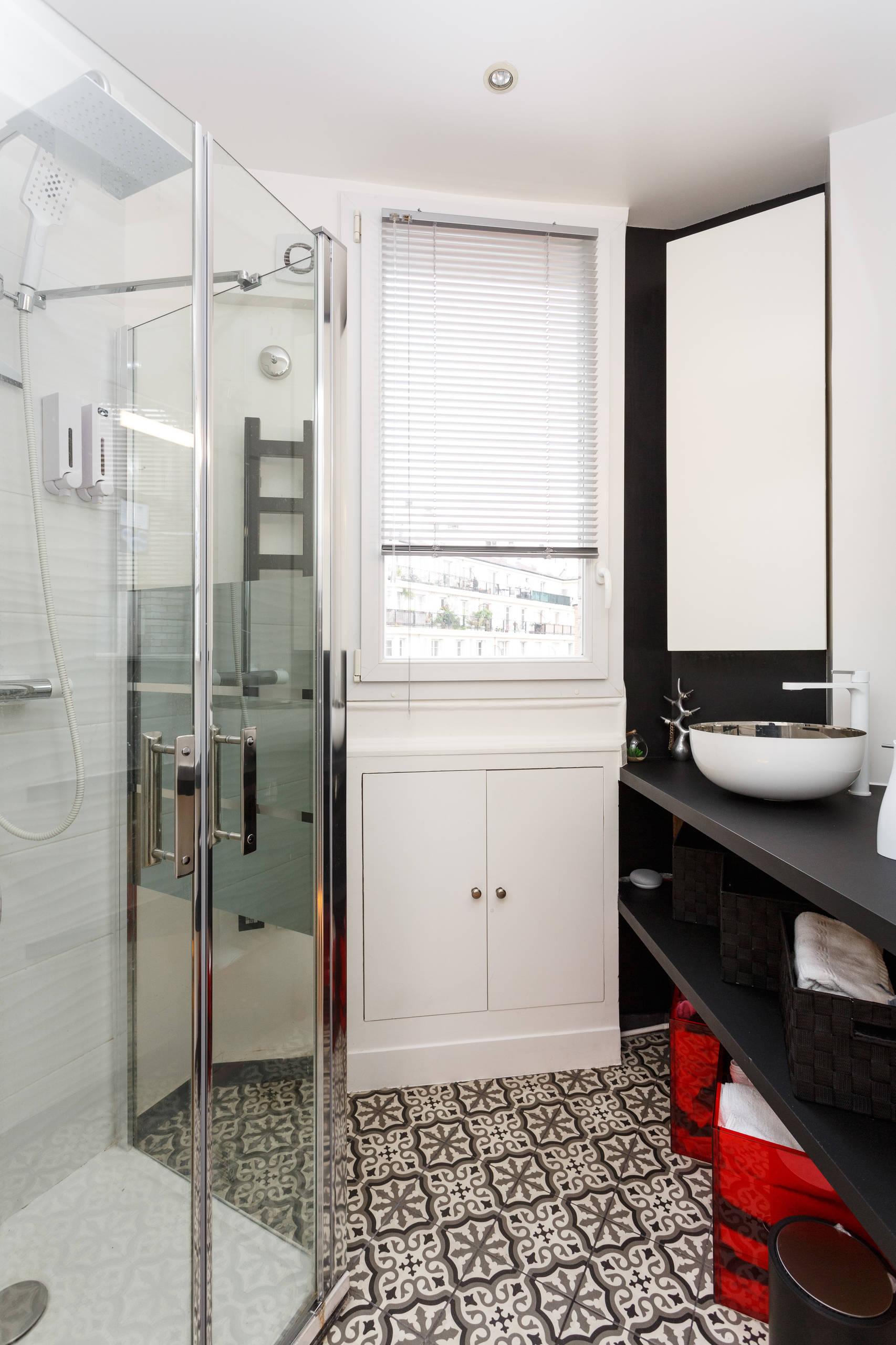 Une salle de bain connectée
