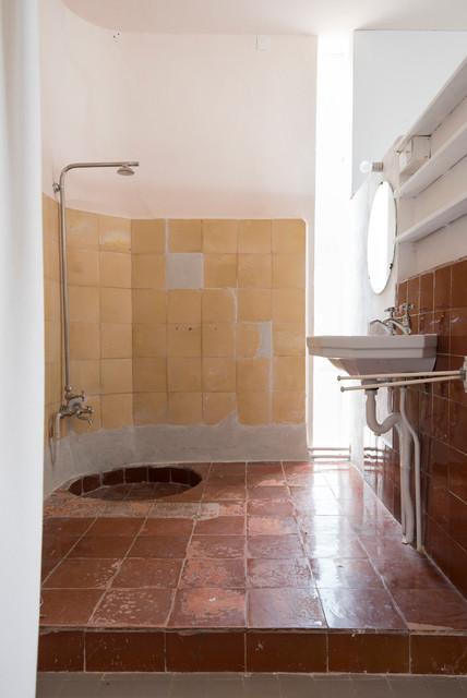 Villa eileen gray for Amenagement jardin 600m2