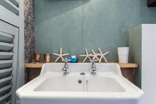 Come rinnovare il bagno senza spendere troppo fotogallery idealista news - Rinnovare il bagno senza rompere ...
