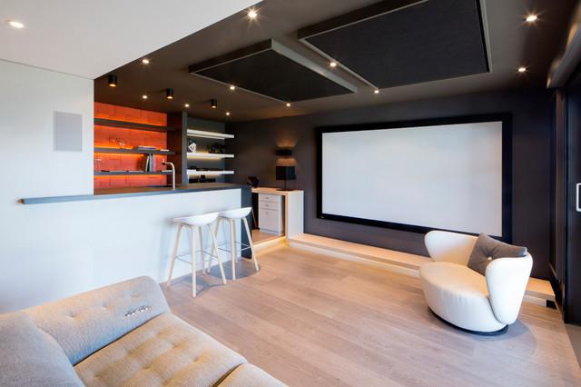 projet aix les bains salle home cin ma contemporain salle de cin ma autres p rim tres. Black Bedroom Furniture Sets. Home Design Ideas