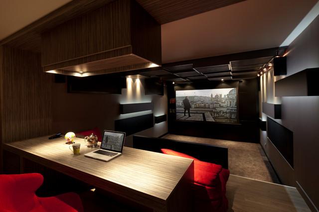salle de cin ma caluire 01 salle de cin ma lyon par dark side of the room. Black Bedroom Furniture Sets. Home Design Ideas