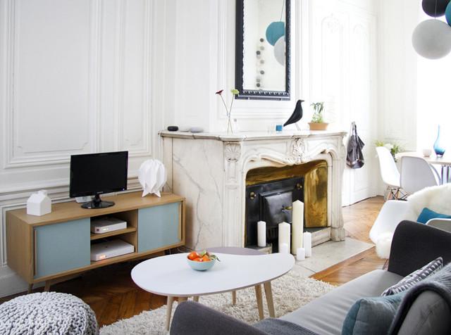 Am Nagement Et D Coration D 39 Un Appartement Lyon 01