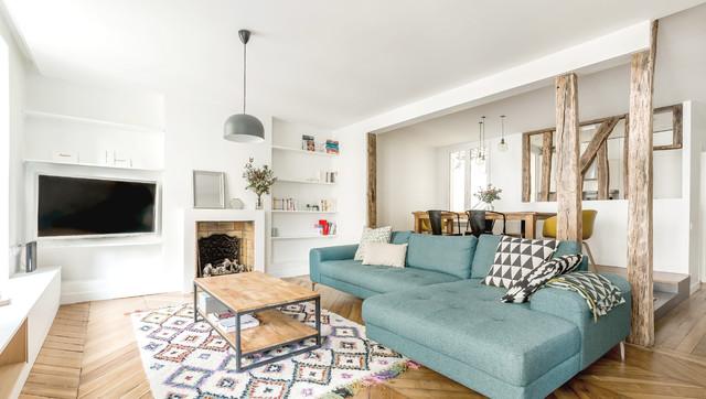 Trending Now 6 Popular Family Room Design Moves