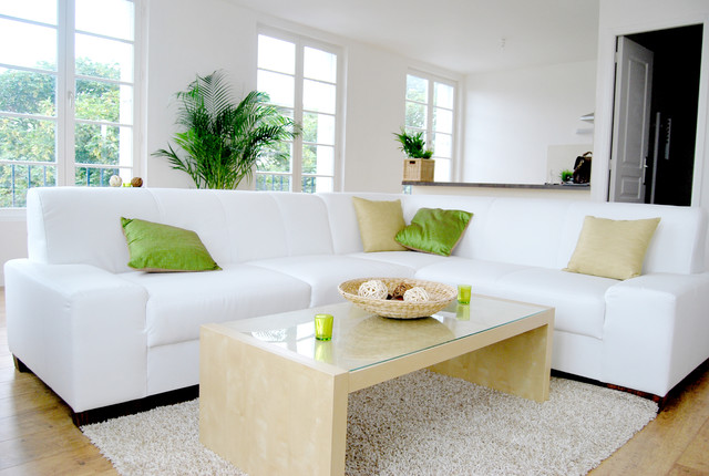 Décoration appartement Brest - Modern - Family Room - other metro ...