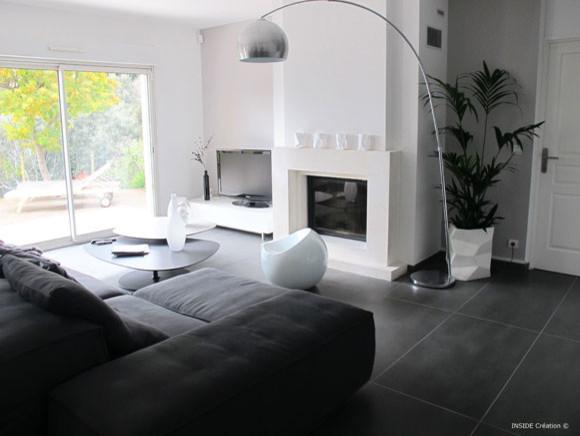 Beautiful Decoration Interieur Contemporain Pictures - House Design ...