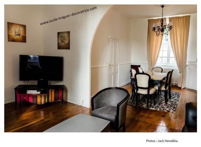 d coration d 39 un s jour salon n oclassique classique chic salle de s jour brest par. Black Bedroom Furniture Sets. Home Design Ideas