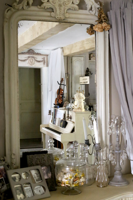 romantique et shabby chic, my little home in France shabby-chic-style ...