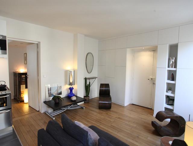 Florence 67 34 m2 for Salle sejour moderne