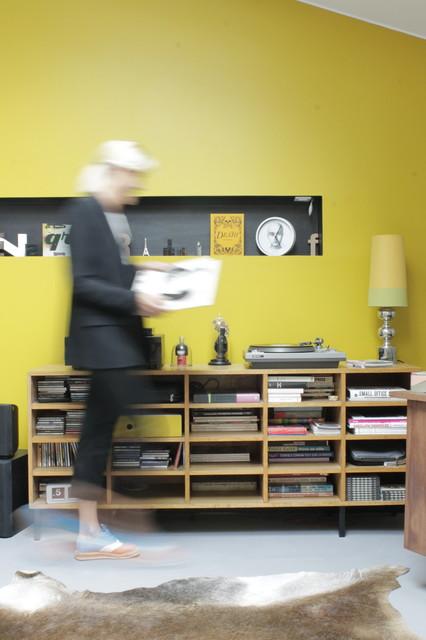 loft bordeaux bacalan industriel salle de s jour bordeaux par marie dumora 161 degr s. Black Bedroom Furniture Sets. Home Design Ideas
