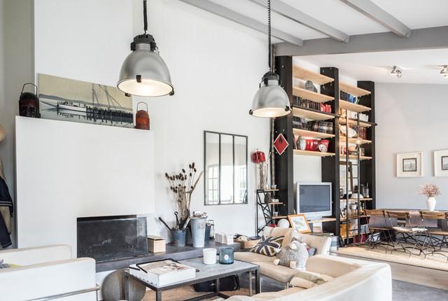 maison de vacances - industrial - wohnzimmer - sonstige - von