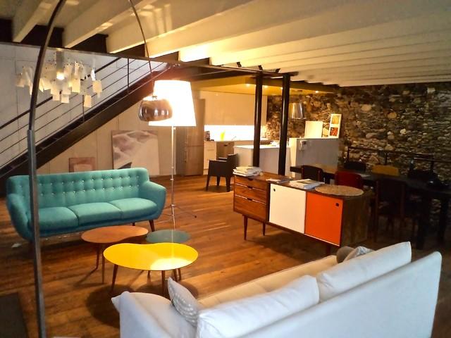 Industriel Esprit Loft Esprit Loft Maison Maison m08wyvONn
