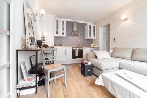 Paris IX - Appartement 25m2