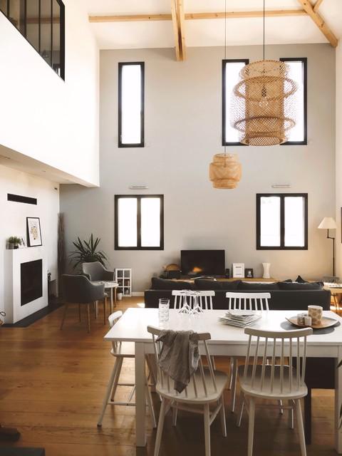 Projet décoration d\'intérieur pour une maison neuve tendance ...